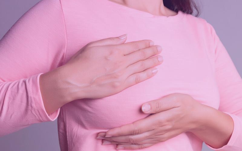 Самодиагностика молочных желёз