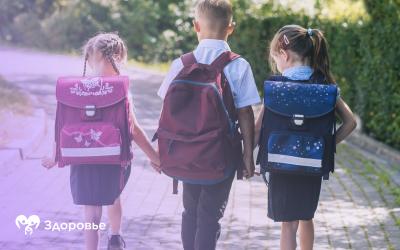 Зачем взвешивать школьный рюкзак ?